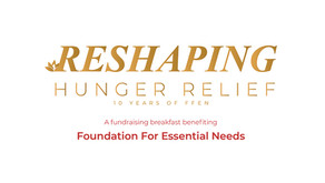 Reshaping Hunger Relief Fundraising Breakfast