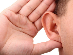 """Do you hear, what I hear?"""