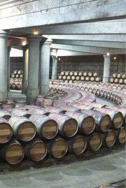 lafite barrels