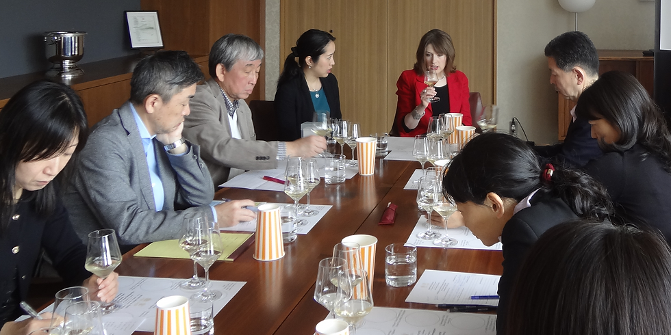 WSET® Diploma D3 Mock Tasting Exam with Anne McHale MW