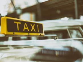 Sicherheit auf Geschäftsreisen – Taxis