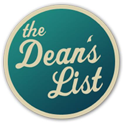 Dean's List Sponsorship