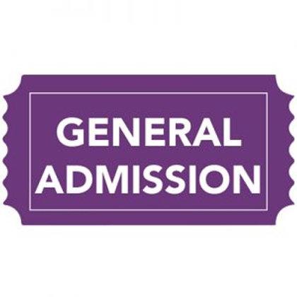 General Admission Bal Masque X