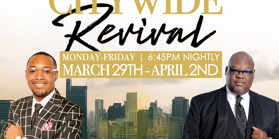 56th Annual City Wide Revival (4/2/2021)