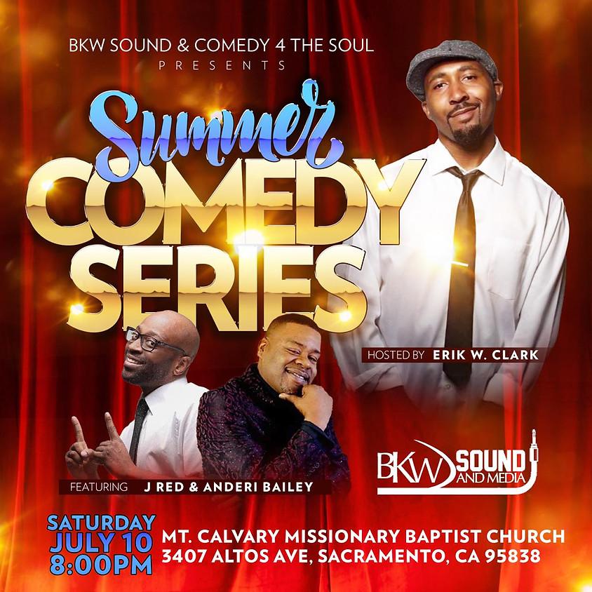 Summer Comedy Series Vol. 2