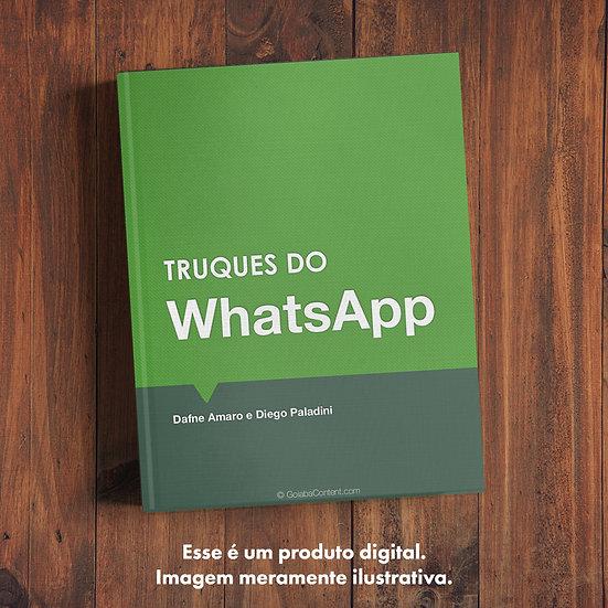 Truques do Whatsapp que (quase) ninguém conhece