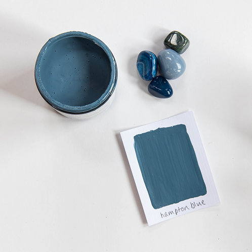 Hampton Blue Mineral Paint