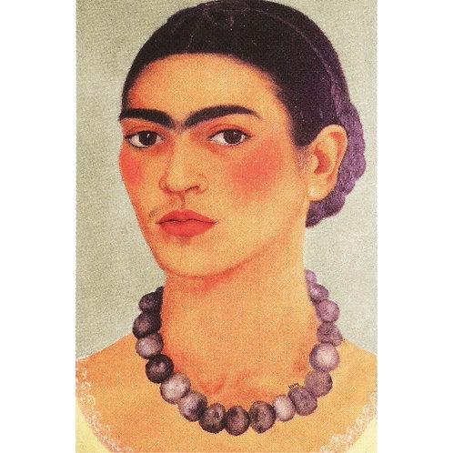 Mint Frida Decoupage