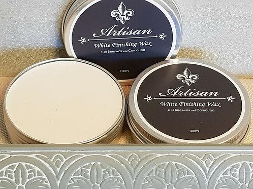 Artisan White Finishing Wax 150ml