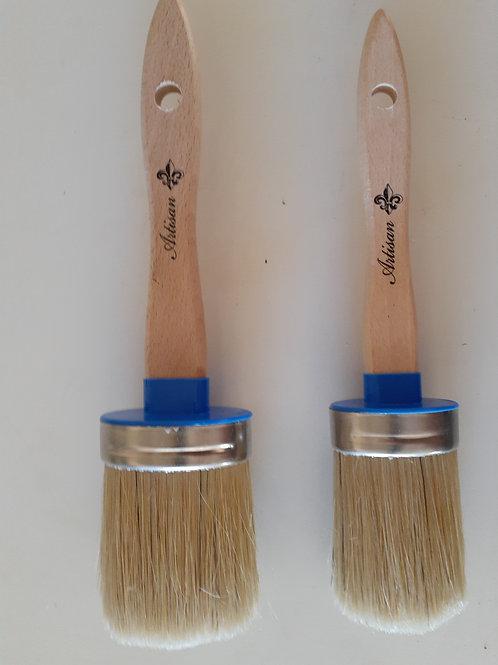 Artisan Natural Bristle Chalk Paint Brush
