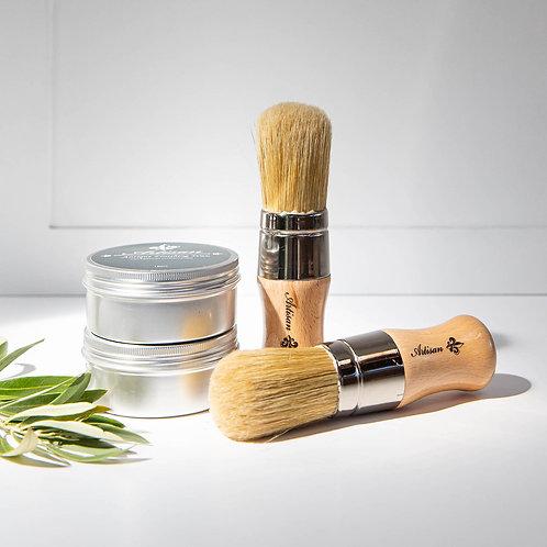 Artisan Wax Brush