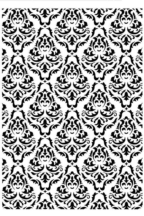 Victorian Wallpaper 21 X 30cm