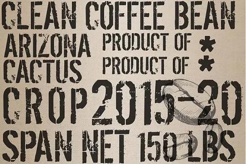 Roycycled Treasures Coffee Sack