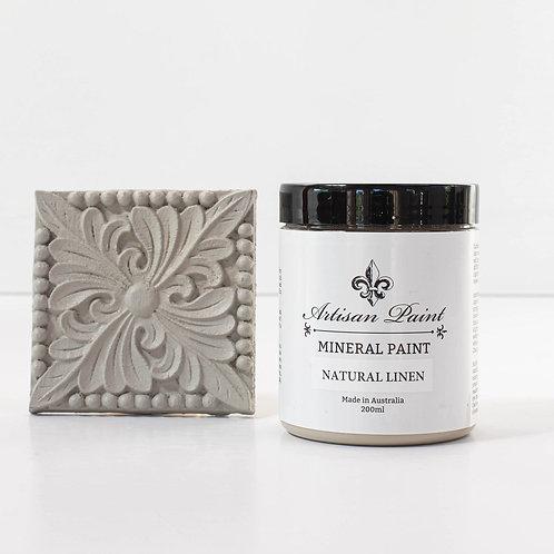 Natural Linen Mineral Paint