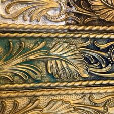 Posh Chalk Metallics Byzantine Gold pigm