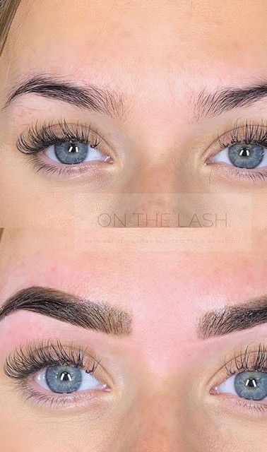 Bare Brow VS Henna Brow ⠀⠀⠀⠀⠀⠀⠀⠀⠀_Which