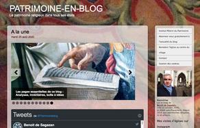 Patrimoine en Blog