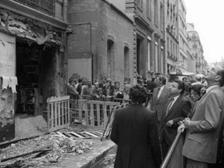 L'attentat du 3 octobre 1980