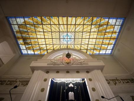À Paris, la synagogue de la rue Copernic est un édifice historique menacé