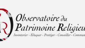Observatoire du Patrimoine religieux