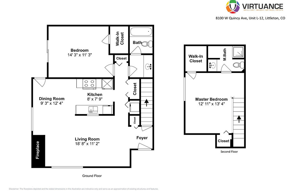 8100 W Quincy Ave Unit L12-002-001-Floor