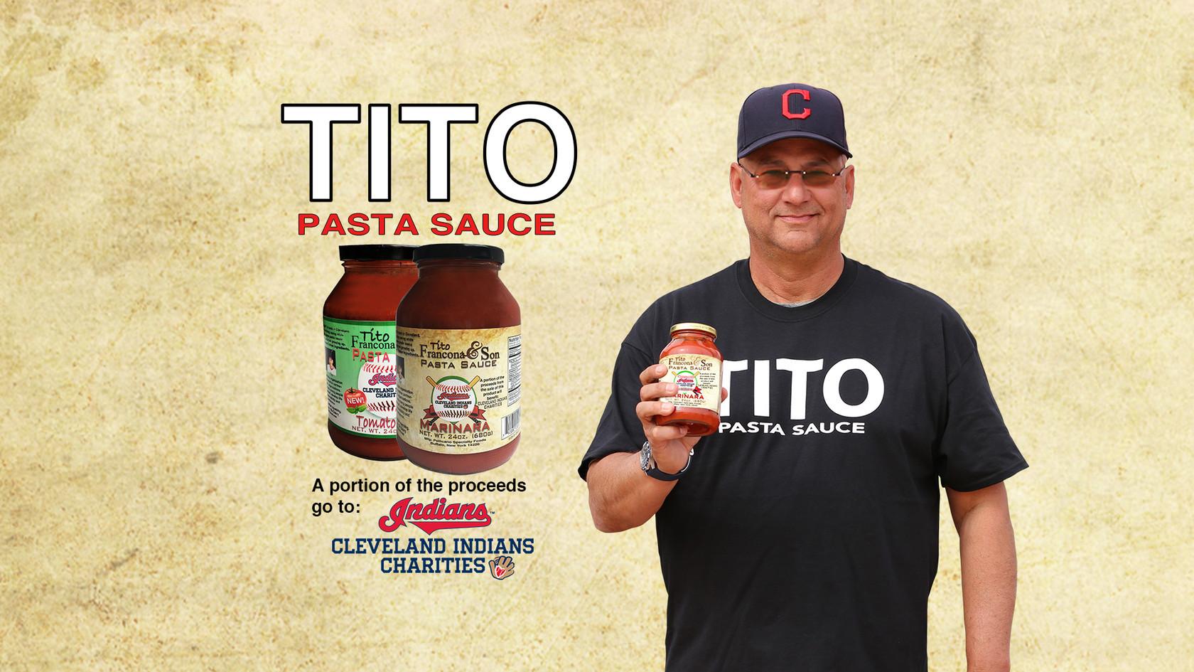 Tito Francona & Son Pasta Sauce
