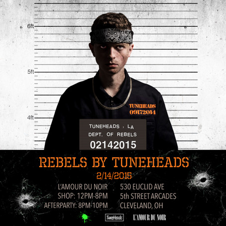Rebels by TuneHeads