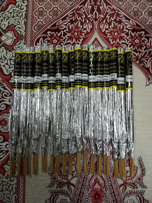 Zam Zam Incense Sticks (A -M)