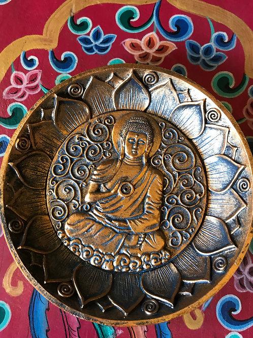 Buddha - Incense Stick Ash Catcher