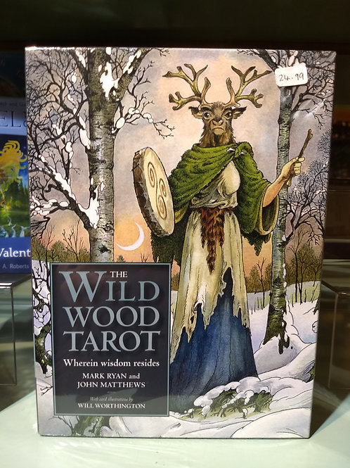 The Wild Wood Tarot Deck