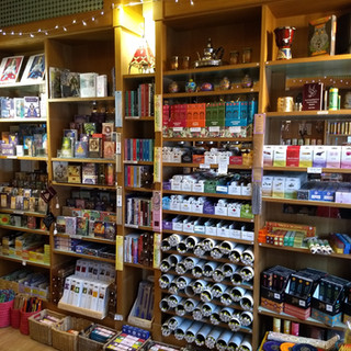 Incense section