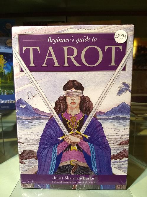 Beginners Guide to Tarot Set