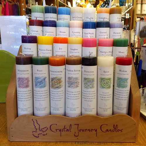 Crystal Journey -  Scented Candles
