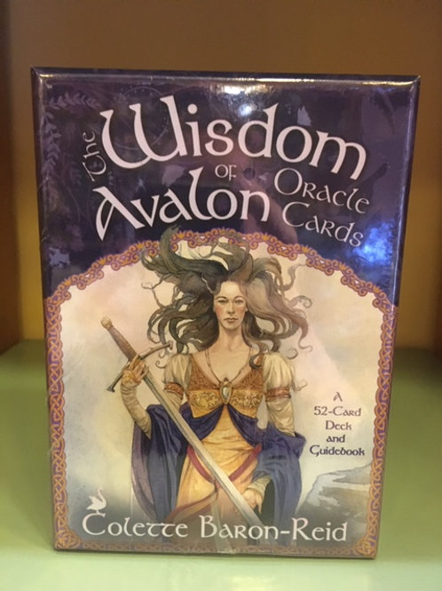 The Wisdom of Avalon - Oracle Cards
