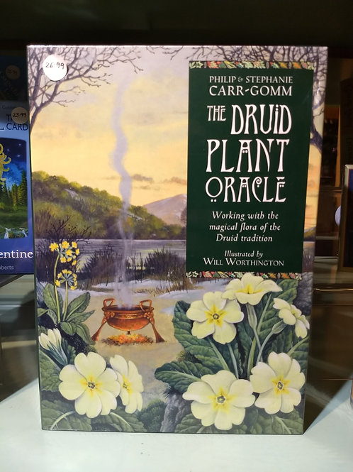 The Druid Plant Oracle Deck