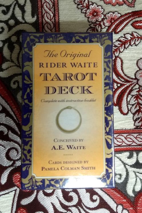 The Original Rider Waite Tarot Deck