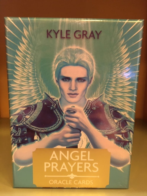 Angel Prayers - Oracle Cards