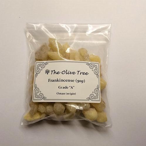 Frankincense (Grade A) resin