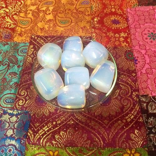 Opalite Large Tumblestones
