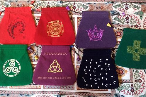 Tarot Bags- Velvet