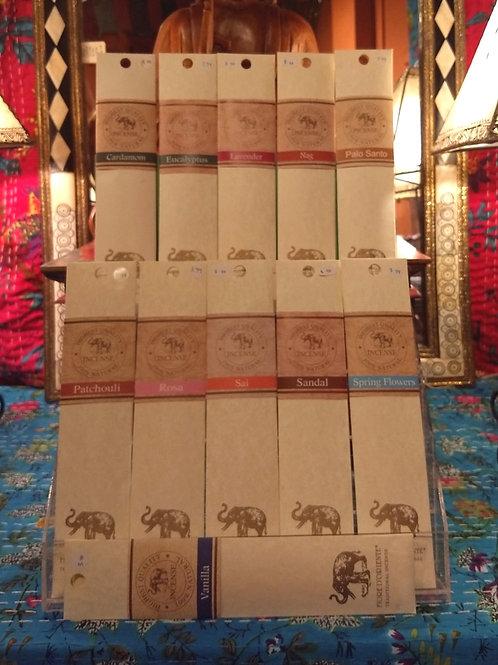 100% Natural Incense Stick - Fiore D'Oriente