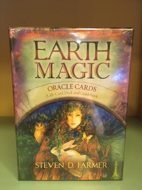 Earth Magic Oracle Cards