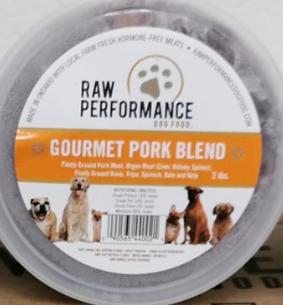 Gourmet Pork 1lb Tubs