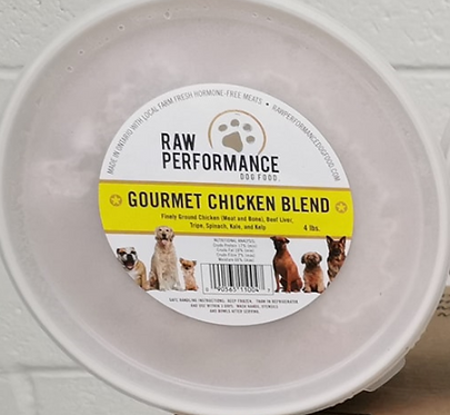 Gourmet Chicken 1lb Tubs