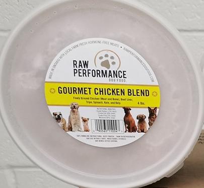 Gourmet Chicken 4lb Tubs