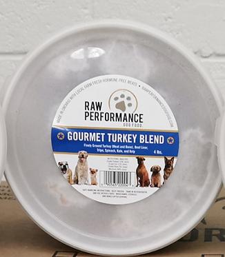 Gourmet Turkey 4lb Tubs