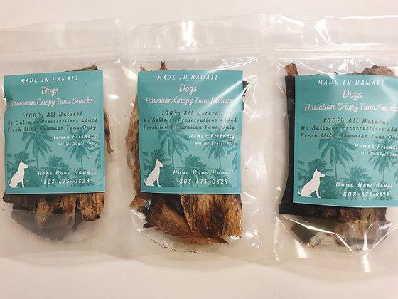 【Bundle】Hawaiian Crispy Tuna Snack (Dogs)