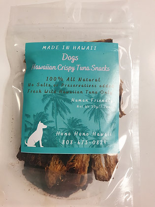 Hawaiian Crispy Tuna Snack (Dogs)