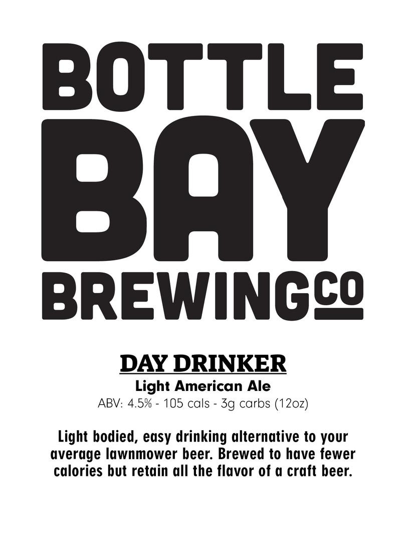 Bottle Bay Brewing Co - Day Drinker