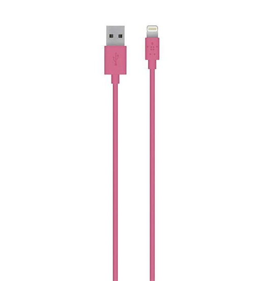 Belkin Mixit_ Lightning To Usb Chargesync Cable – Pink